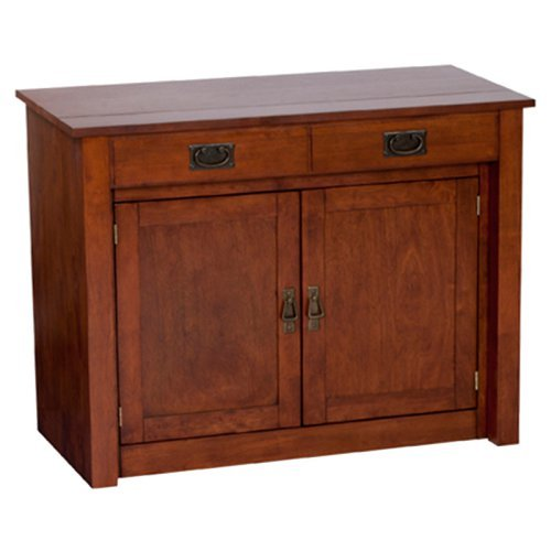 Stakmore Shaker- & Mission-Style Expanding Cabinet / Table