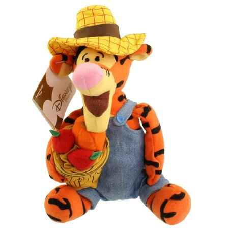 Disney Bean Bag Plush - OCTOBER TIGGER (Winnie the Pooh) (10 inch) - Tigger Winnie The Pooh