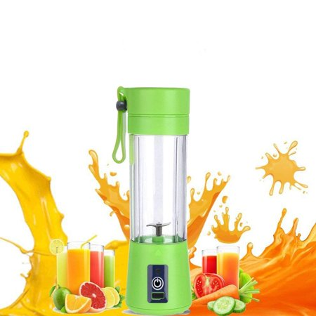 Portable Mini Personal Juicer Personal Blender Usb Charger Fruit