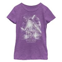 Star Wars The Force Awakens Girls' Episode VII Poster T-Shirt