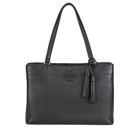 Tory Burch McGraw Triple-Compartment Tote- (Tory Burch Sale Bag)