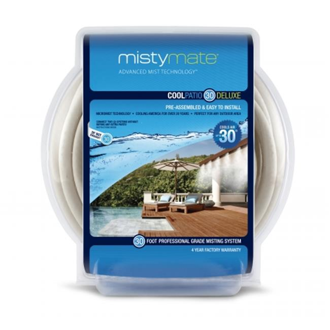 Misty Mate 16031 3L x 12H x 12W Cool Patio 30 Deluxe