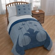 Star Wars Classic Twin/Full Quilt and Sham Set