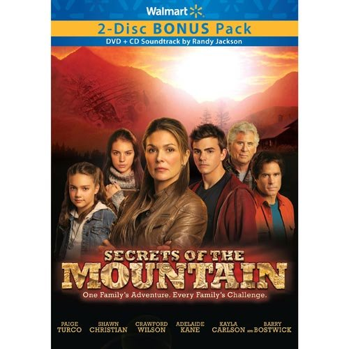 Secrets Of The Mountain (Exclusive) (Widescreen, WALMART EXCLUSIVE)
