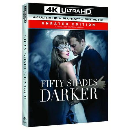 Fifty Shades Darker  4K Ultra Hd   Blu Ray   Digital Hd