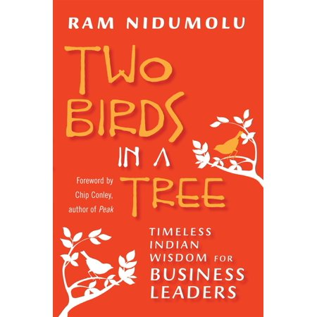 Indian Tree Saucer - Two Birds in a Tree : Timeless Indian Wisdom for Business Leaders