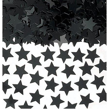 0.25 Ounce Panda Coin - Amscan Black Mini Stars Confetti, 0.25 Ounce