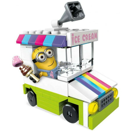 Mega Construx Despicable Me Ice Cream Truck
