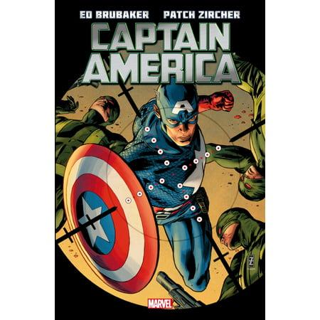 Captain America by Ed Brubaker Vol. 3 - eBook
