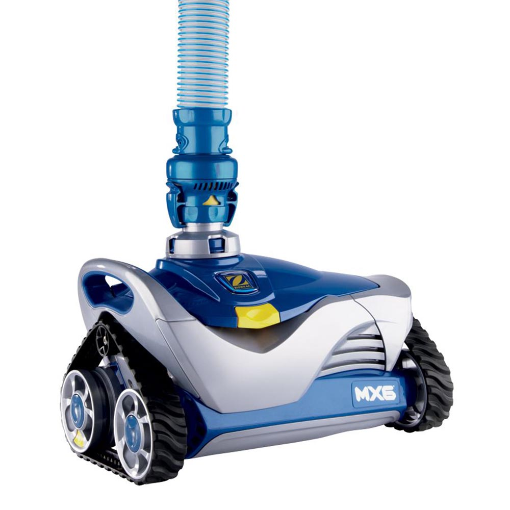 Zodiac Baracuda Automatic Suction Inground Swimming Pool Cleaner w/Hoses | MX6