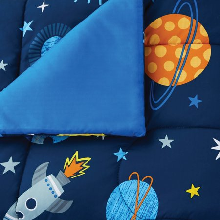 Your Zone Space Bed-in-a-Bag Coordinating Bedding Set