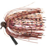 Luck-E-Strike Peanut Butter & Jelly Football Jig .38 oz. Carded Pack