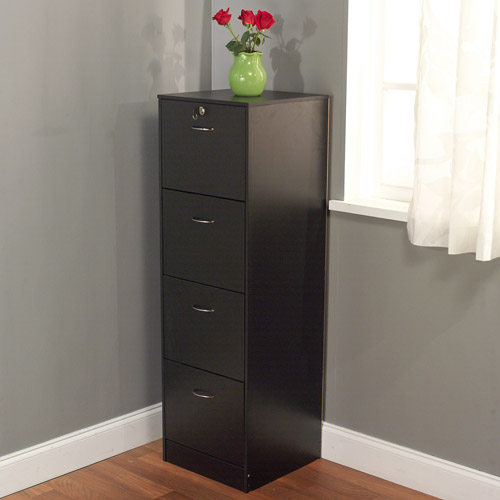 Wilson 4 Drawer Filing Cabinet