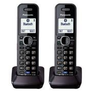 Panasonic KX-TGA950B DECT 6.0 Plus 2-Line Operation Digital Cordless Telephone (2 Pack)