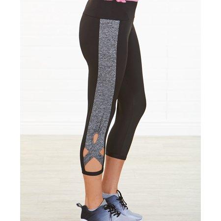 Ltd Paintball Pants (Active Capri Keyhole Leggings - )