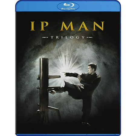 The Ip Man Trilogy (Blu-ray) (Man With No Name Trilogy Blu Ray)
