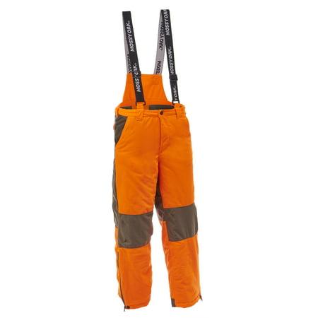 Blaze Bib (Mossy Oak Blaze Orange Youth Insulated Bib)