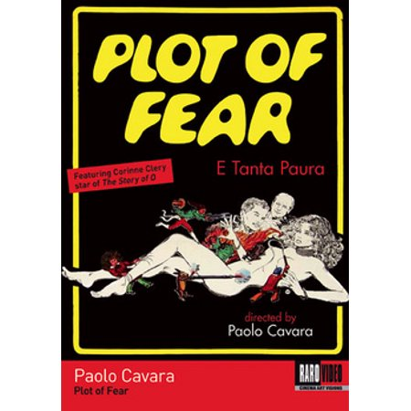 PLOT OF FEAR (DVD) (ITALIAN & ENG W/ENG SUB/16X9/1.85:1) - Date Of Halloween In Italy