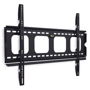Mount-It! Fixed TV Wall Mount Bracket Low-Profile | Fits 50-80 Inch Flat Screen TVs