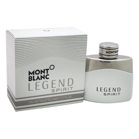Mont Blanc Legend Spirit by Mont Blanc for Men - 1.7 oz EDT Spray](mont blanc 75th anniversary pen)