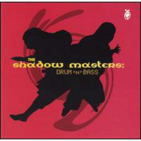 THE SHADOW MASTERS: DRUM 'N' BASS Vinyl Drum Bass
