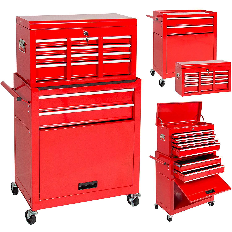 Pleasing Odaof Portable Top Chest Rolling Tool Storage Box Cabinet Sliding Drawers W Wheels Walmart Com Uwap Interior Chair Design Uwaporg