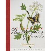 Milner Craft (Paperback): Stumpwork Butterflies & Moths (Hardcover)