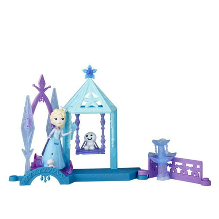 Disney Frozen Little Kingdom Ice Garden Gazebo (Frozen Elsa Ice Queen)