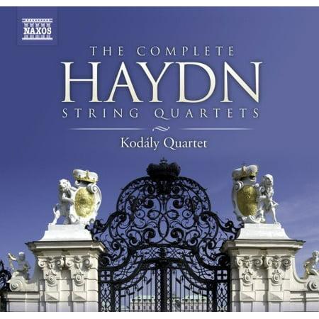String Quartet Members (Complete String Quartets)