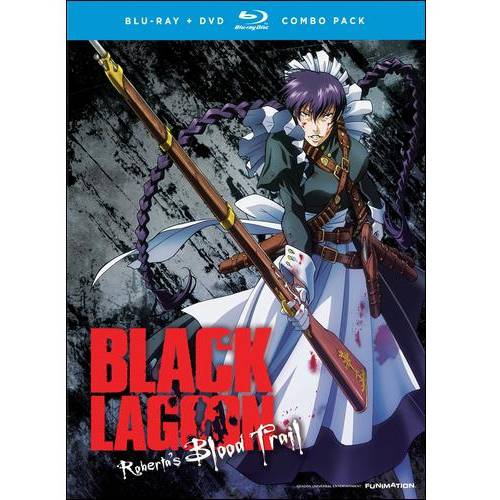 Black Lagoon: Roberta's Blood Trail OVA (Blu-ray + DVD) by Funimation