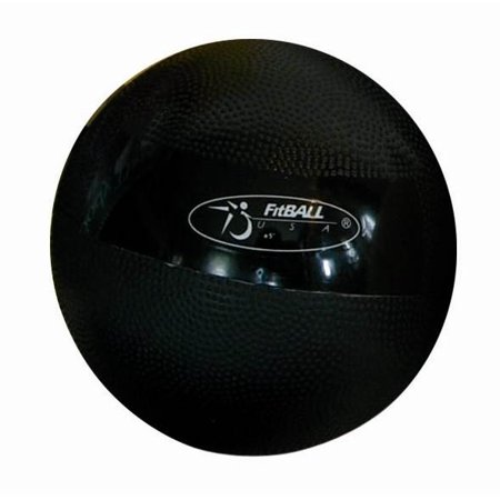 FitBALL Body Therapy Ball in Black & Levels (Advanced - 5 in.)