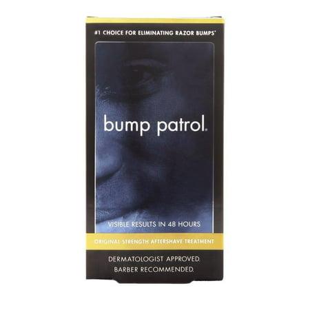 bump patrol after shave bump treatment, original formula, 2