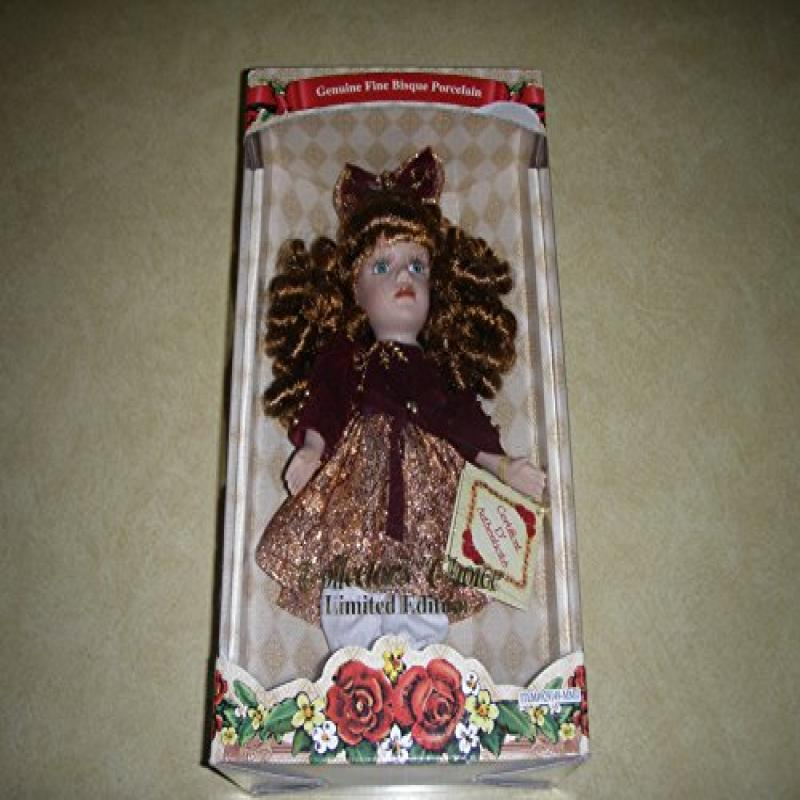 Dandee Collector's Choice Genuine Fine Bisque Porcelain Doll