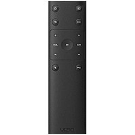 Refurbished Vizio XRT132 TV Remote Control - 2 x AAA - Batteries Not Included (Battery Tv Radio)