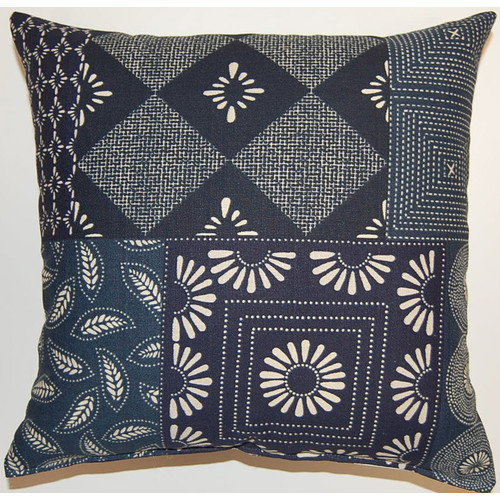 Creative Home Patchwork Throw Pillow