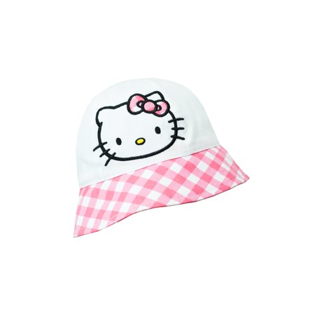 Hello Kitty Baby Toddler Girl Bucket Hat - Hot Superhero Girls