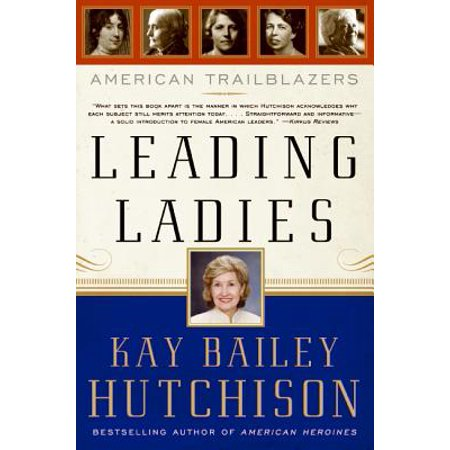 America Leaf (Leading Ladies : American Trailblazers)
