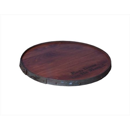 2 Day Designs 180 Raised Ring Lazy Susan