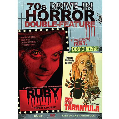 70s Drive-In Horror: Ruby   Kiss Of The Tarantula by VIDEO COMMUNICATIONS INC