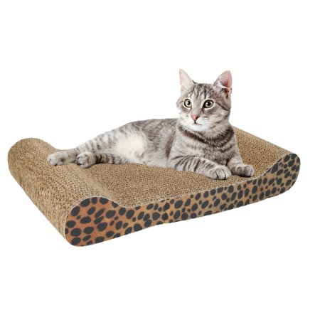 Zimtown Durable Recycled Scratcher Lounge Cat Toy