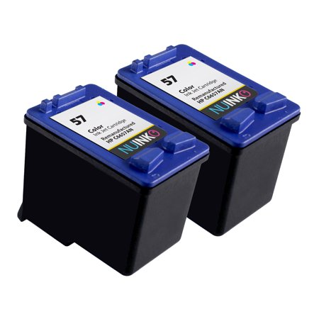 nuinko remanufactured hp 57 ink cartridge replacement for hp psc 1315 psc 2410 psc 1110 psc 2175. Black Bedroom Furniture Sets. Home Design Ideas