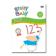 Brainy Baby� 123's in Spanish: 123 DVD by
