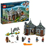 LEGO Harry Potter Hagrid's Hut: Buckbeak's Rescue 75947 Building Set
