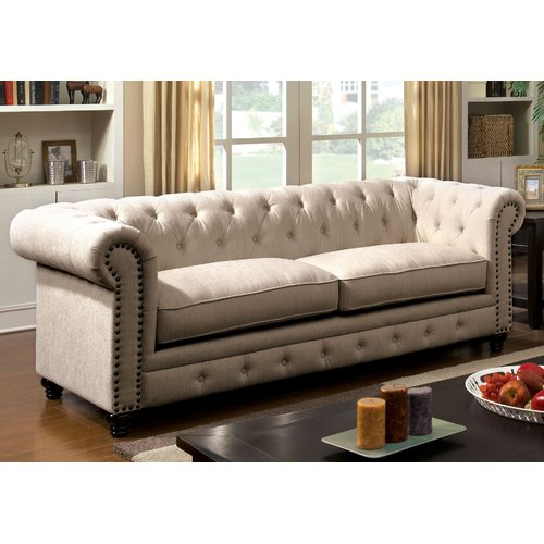 Darby Home Co Lindstrom Chesterfield Sofa