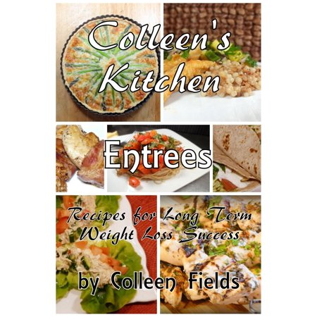 Colleen's Kitchen: Entrees - eBook - Entree Halloween Recipes