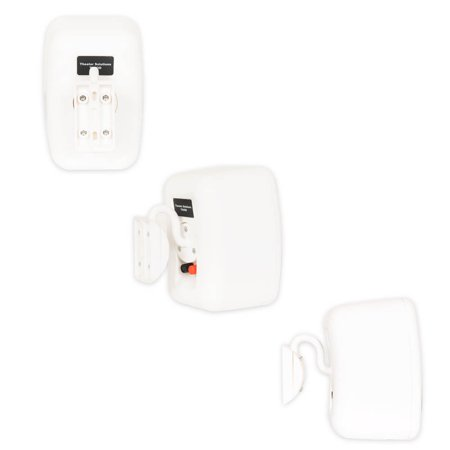 Theater Solutions TS4ODW Indoor/Outdoor Speaker (White) - image 1 of 5