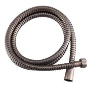DURA FAUCET DFSA200ORB Shower Head Hose, Oil Rubbed Bronze