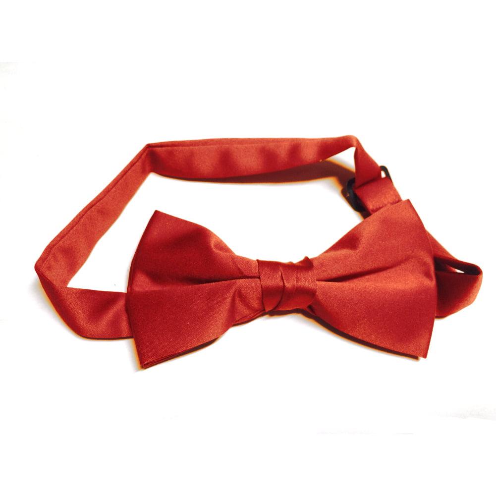 Pee Wee Herman Red Bow Tie