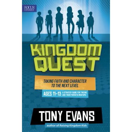 Kingdom Quest: A Strategy Guide for Tweens and Their Parents/Mentors : Taking Faith and Character to the Next Level - Movies For Tweens