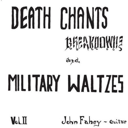 Death Chants Breakdowns & Military Waltzes (Vinyl)